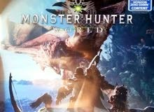 MONSTER HUNTER and DISHONORED DEATH OF THE OUTSIDER
