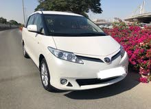 Toyota Privia 2015 model Se top option