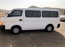 Manual Nissan 2012 for sale - Used - Muscat city