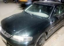 سيارة اوبل فيكترا موديل 2001 للبيع