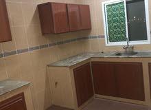 غرفتين وصاله ومطبخ ودورتين مياه مع التكييف