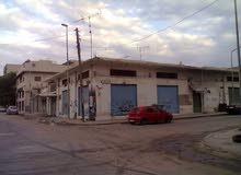 محلات تجاريه على طريق رئيسي  فشلوم اربعه شوارع