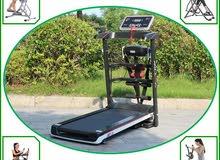 جهاز الجري والمشي الكهربائي ( الشامل ) بمحرك كهربائي   1.5 حصان