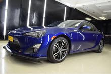 Toyota GT86 2016 For sale - Blue color