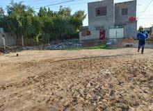 قطعة ارض للبيع مساحة 200 متر