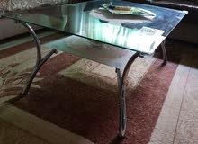 طاولة سيكوريت طبقتين
