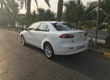 Used condition Mitsubishi Lancer 2015 with 110,000 - 119,999 km mileage