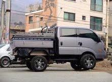 مطلوب كيا حمل للايجار لشركة توصيل.