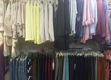 ملابس نسائيه للبيع