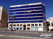مكتب 68 متر ضمن مجمع طبي مقابل مستشفى الاستشاري