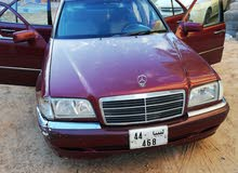 For sale 1999 Maroon C 240