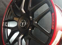 original wheels for Mercedes g class size 22