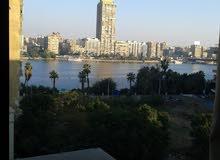 شقه روعه للبيع في المنيل بشارع مراد