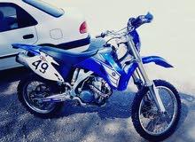 للبيع دراجه ياماها 450سي سي موديل 2009