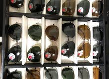 نظارات ريبان جميع الألوان والاحجام اصليييي