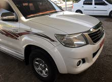 Manual Toyota 2014 for sale - Used - Sohar city