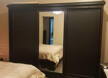 غرفة نوم ماستر بحاله ممتازة