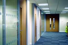 Carpentry and Joinery services - Gypsum Partition walls Ceiling