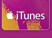 بطاقة آيتيونز أمريكي US iTunes card $60