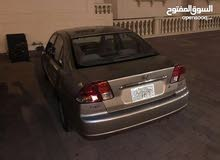 Automatic Gold Honda 2003 for sale