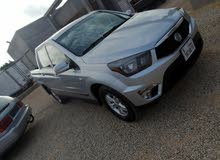Grey SsangYong Tiger 2013 for sale