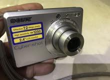 كاميرا سوني ديجيتال سايبر شوت للبيع بحاله الجديد