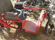 مطلوب دراجة نارية بتاع المعاقين القديمة (حمراء+خضراء)