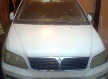 Manual White Mitsubishi 2004 for sale