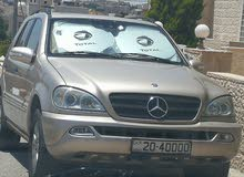 Automatic Mercedes Benz ML for sale