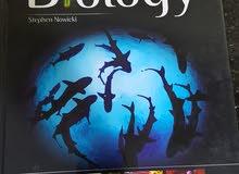 biology sat book