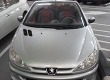 Peugeot 206cc 2007 for sale