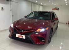 Toyota Camry car for sale 2018 in Muscat city