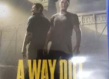 للبيع او البدل سكان طبربور  A way out & The crew2