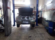 كراج صيانة سيارات للبيع