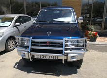 For sale 1998 Blue Pajero