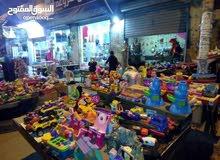 محل في مخيم الحسين للايجار