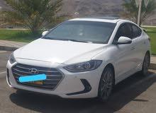 Used condition Hyundai Elantra 2016 with 50,000 - 59,999 km mileage