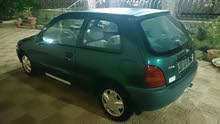 For sale 1998 Green Starlet