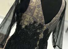 فستان للأجار او البيع