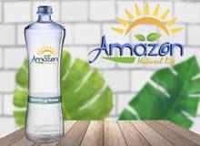 امازون للمياه المعدنيه Amazon