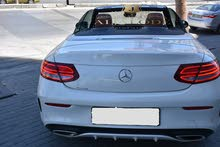 2018 Mercedes Benz for rent in Amman