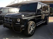 Used Mercedes G63 AMG 2015 available for sale at Royal Motors, mileage of 75,000 kms, GCC Specs