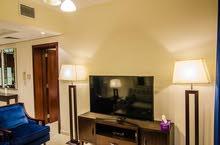 دبي ابراج بحيرات جميرا jlt  غرفة وصالة مفروشة سوبر لوكس - ايجار شهري شامل