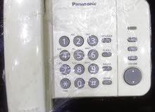 عدد تليفون باناسونيك مستعملة بأسعار مميزة وضمان سارى لمده عام