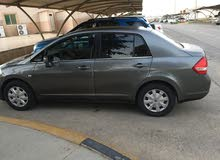 Nissan tiida model 2008 in Good condition, MVPI and Com Test Passed