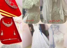 فستان أعراس للإيجار .