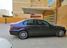 BMW 325 car for sale 2003 in Al Ahmadi city