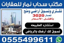 ارض للبيع في نمار 3020 / د