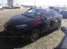 Toyota Corolla 2017 For sale - Maroon color