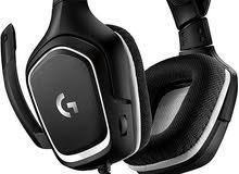 سماعات لوجيتيك Logitech G332 SE